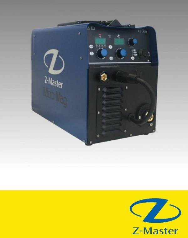 Мульти функциональный Сварочный Аппарат ZM 305 U MIG/MAG/TIG/MMA 02033059 Z-Master