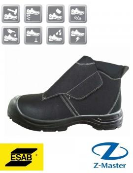 Ботинки сварщика TITAN, размер 39 0700010417 Esab (Эсаб)