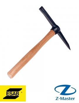 Молоток сварщика с деревянной ручкой 0701380106 Esab