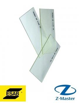 Защитное стекло для маски сварщика, 60х110 мм 0291102701 Esab