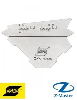 Калибр измерительный сварочный KL1 0000139931 Эсаб