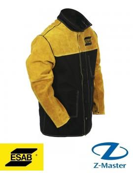 Кожаная куртка сварщика ESAB Proban , размер M 0700010301 Esab