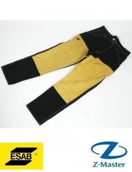 Кожаные брюки сварщика Proban, размер M 0700010333 Эсаб