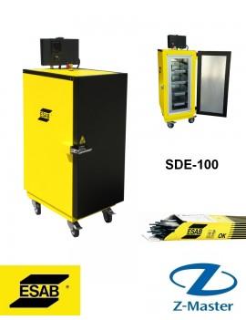 Шкаф для прокалки и хранения электродов SDE-100 400V 0700100068 Эсаб