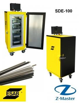 Шкаф для прокалки и хранения электродов SDE-100 230V 0700100060 Esab