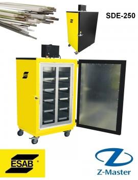 Шкаф для прокалки и хранения электродов SDE-250 400V 0700100044 Esab