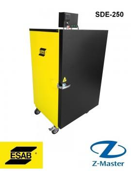 Шкаф для прокалки и хранения электродов SDE-250 230V 0700100061 Есаб