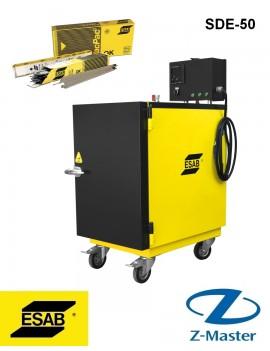 Шкаф для прокалки и хранения электродов SDE-50 230V  0700100058 Эсаб