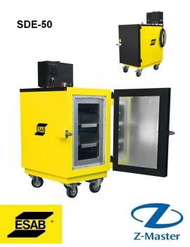 Шкаф для прокалки и хранения электродов SDE-50 400V  0700100092 Есаб