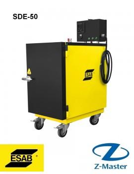 Шкаф для прокалки и хранения электродов SDE-50 400V  0700100092 Esab (Есаб)