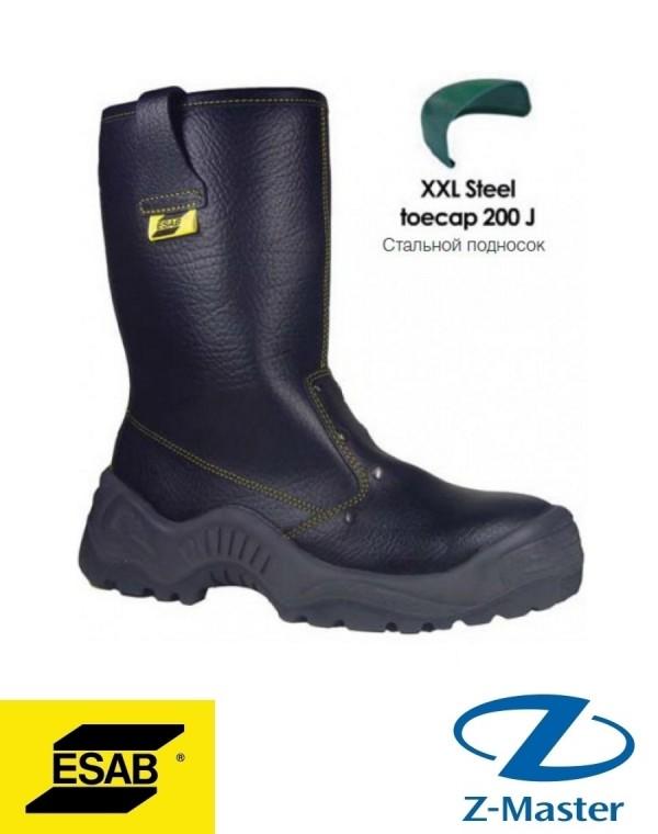Сапоги сварщика Safety rigger boot, размер 44 0700010198 Эсаб
