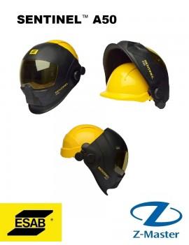 Защитная каска для сварочных масок, желтая 0700000052 Esab