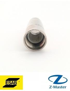 Газовое сопло прямое для сварочной горелки MIG/MAG PSF, 0458470881 Esab