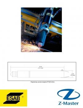 Горелка воздушно-плазменной резки, PT 26 для механизации 15,2 м 0558002321 Esab (Эсаб)