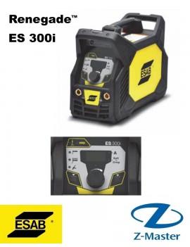 Инверторный сварочный аппарат Renegade ES 300i EU, 0445100880 Esab