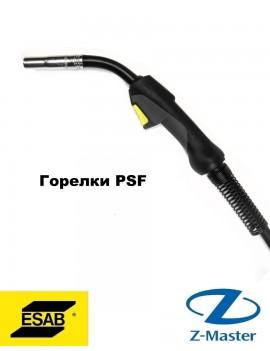 Сварочная горелка для полуавтоматов PSF 315, 4 метра, 0700025031, ESAB