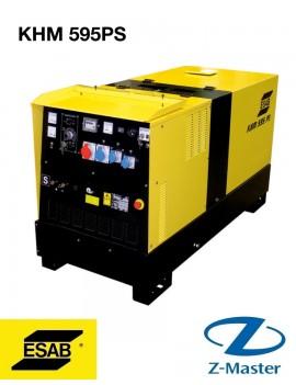 Сварочный генератор Esab KHM 595 PS, 0794003883