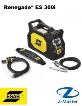 Сварочный источник Renegade ES 300i с набором кабелей, 0445250880 Esab