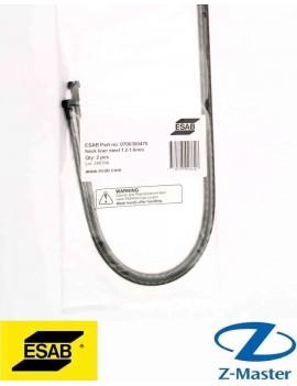 Проволокопровод шейки горелки RT82G/W 1.2-1.6 мм (217 мм) 0700300470