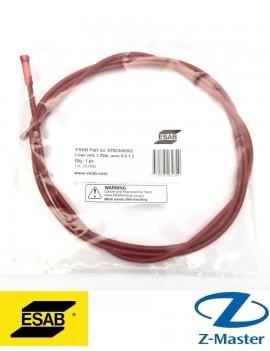 Проволокопровод 1.70 м/1.0-1.2 мм RT82G/W 0700300502