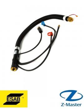 Шланг-пакет сварочной горелки Infiniturn KSC-W A=890 мм Euro 0700300513