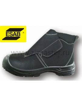Ботинки сварщика TITAN, размер 41 0700010419 Esab (Эсаб)