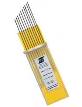 Вольфрамовый электрод WL15 1,0x175 мм Gold Plus 0151574050 Эсаб