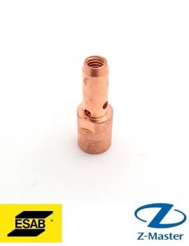 Адаптер наконечника М6 горелки PSF250/321W 0366314001 Esab