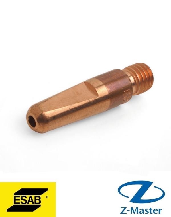 Контактный наконечник 1.6 мм M8x37MM 0468502010 Esab (Эсаб)