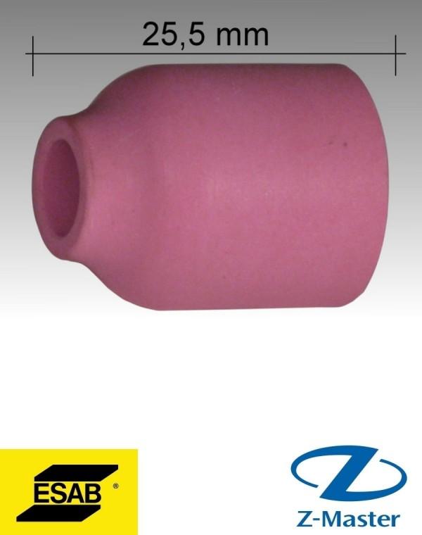 Керамическое сопло газовой линзы 8,0 мм для TIG горелок 0157121033 Эсаб