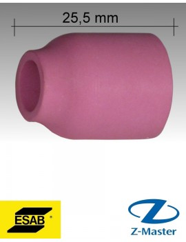 Сопло газовой линзы керамическое для аргонодуговой сварки 9,8 мм 0157121034 Esab
