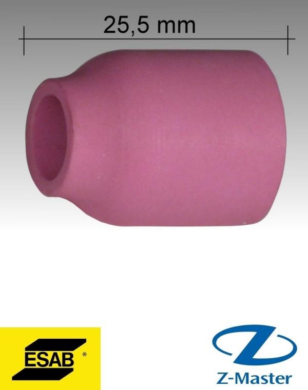 Сопло газовой линзы 11,2 мм для сварочных TIG горелок 0157121039 Эсаб