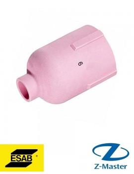 Сопло газовой линзы XL 9,8 мм (BTD) 0157123088 Esab (Эсаб)