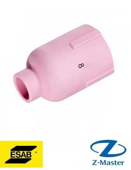 Сопло газовой линзы XL 12,7 мм, BTE 500M 0157123089 Esab (Эсаб)