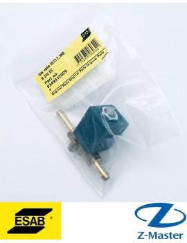 Клапан газовый 5573 2,3 NBR 24V DC 0349312029 Esab
