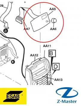 Панель TA34 0460250882 Esab