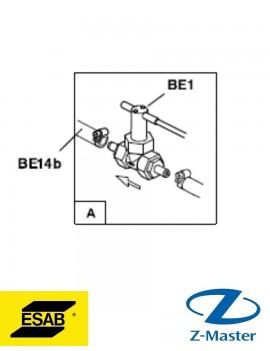 Датчик потока сварочного инвертора Tig 0467118001 Esab