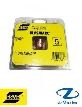 Сопло 50/70 плазменного резака PT32 EH