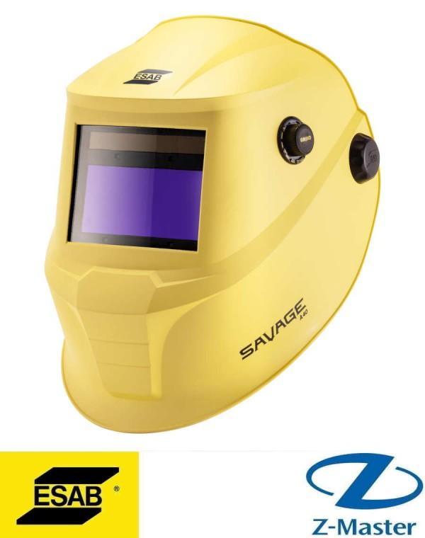 Сварочная маска Savage A40 9-13 Желтая 0700000481 Esab