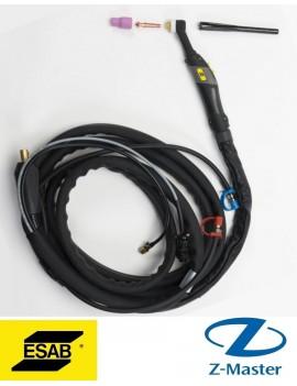 Сварочная горелка TIG XCT 400 OKC50, 8 метров 0700025541