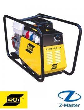 Сварочный генератор KHM 190 HS 0794000880 Esab