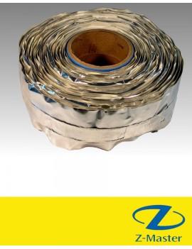 Алюминиевая лента подкладочная 80 А ALAT 25 м x 75 мм x 0,1 мм 34202250 Z-Master