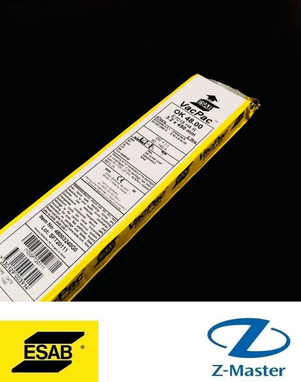Сварочный электрод ОК 48.00 3.2x450 мм 1/2 VP