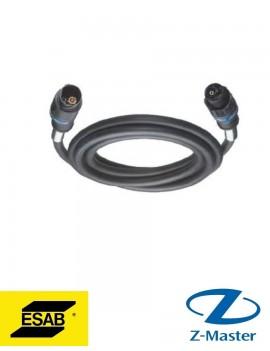 Удлинитель 15,2 м шлейфа кабеля плазматрона с разъемом ATC 7-7552 Esab