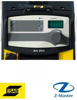 Инверторный источник Caddy Arc 251i, A32 с комплектом кабелей, 380В 0460300880 Esab (Эсаб)