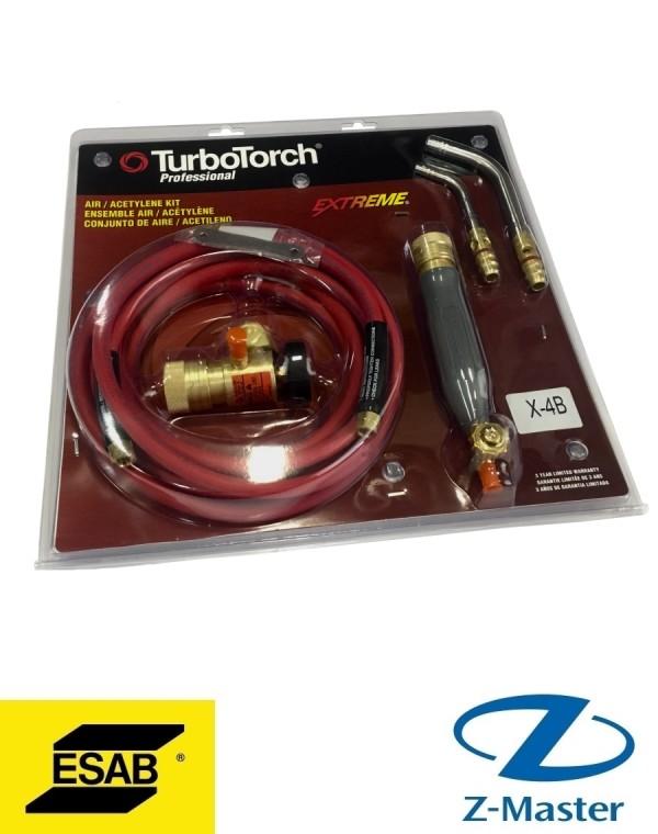 Газовая горелка для пайки TurboTorch 0386-0336 (X-4B) ESAB