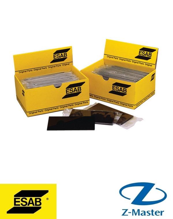 Светофильтры для сварочных масок 90x110 9 DIN 0760031631 Esab