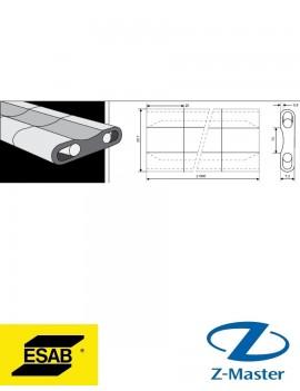 PZ 1500/02 Керамические подкладки Esab (Эсаб)