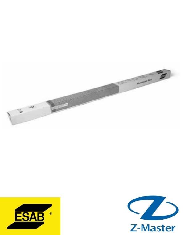 Прутки присадочные для алюминия 2.4 мм OK Tigrod 5087