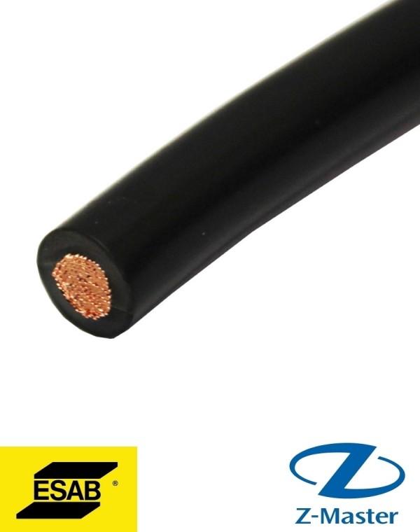 Сварочный кабель 1x25 mm2 0262613601 Эсаб